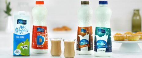 Karak Chai with Al Rawabi Full Cream Milk