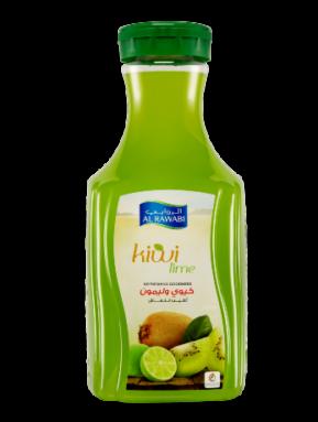 عصير كيوي وليمون