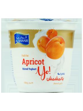 Apricot Fruit Yoghurt