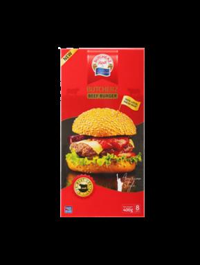 Beef Burgers American Style