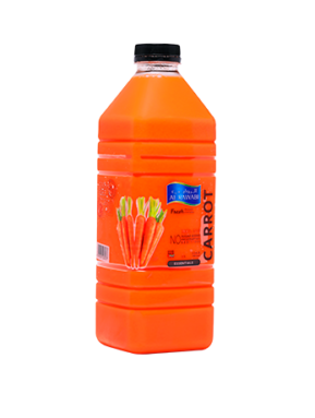 Freshly Squeezed Carrot Drink