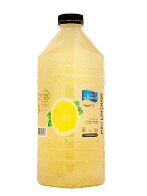 Freshly Squeezed Lemon Mint Drink