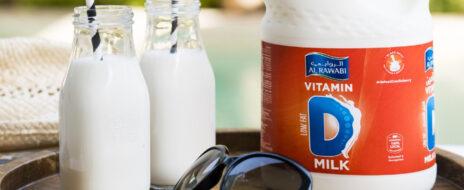 Combat Vitamin D deficiency in the UAE with Al Rawabi milk