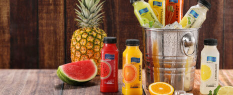 Juices that Refresh and Energize