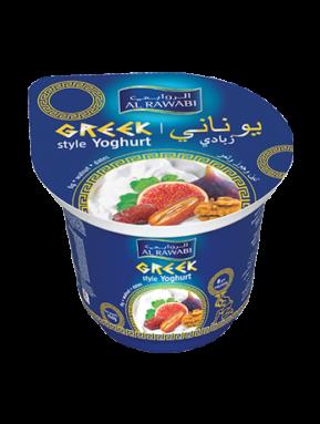 Greek Yoghurt Fig Walnut & Date