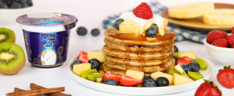 Al Rawabi Greek Yogurt Pancakes